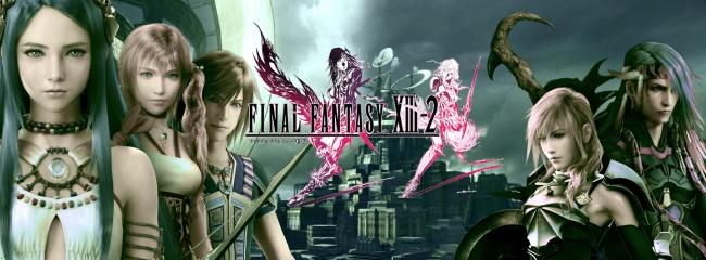 Final Fantasy XIII-2 nun für Windows PC auf Steam erhältlich