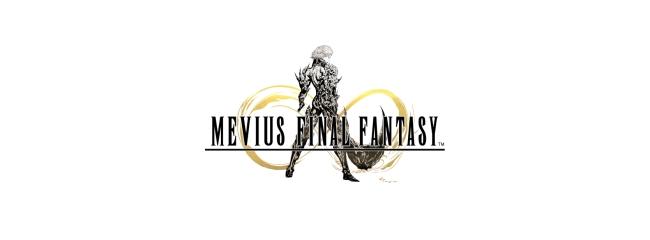 Teaser-Seite zu Mevius Final Fantasy online