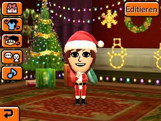 Tomodatchi Weihnachten