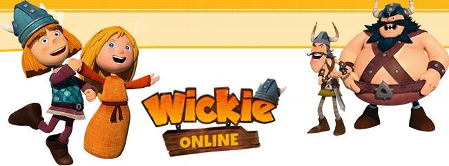 Wickie Online startet in die Open Beta