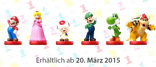 nintendo direct neue amiibo figuren angek ndigt. Black Bedroom Furniture Sets. Home Design Ideas