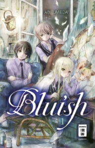 Bluish Band 1 - Cover