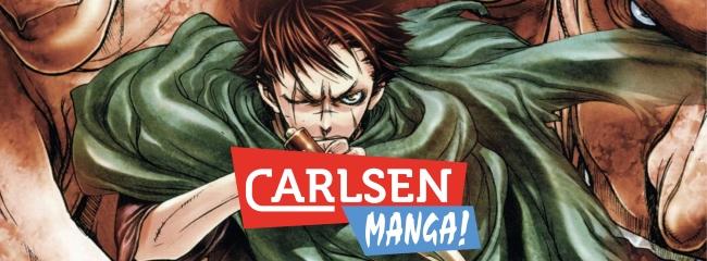 Carlsen Manga Neuerscheinungen am 17 März