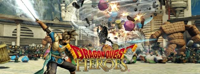 Dragon Quest Heroes noch dieses Jahr in Europa
