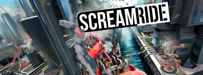 ScreamRide Banner