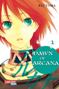 Dawn of Arcana Band 1 - Cover