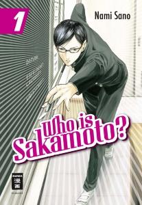 Who is Sakamoto Band 1 - Cover