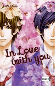 Manga Review_In Love With You Band 2 - Cover
