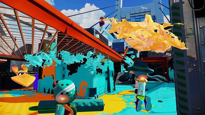 Makrelenbrücke  - Neue Arena für Splatoon 01