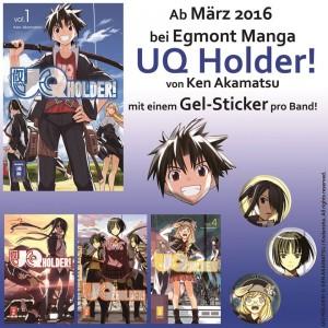 UQ Holder erscheint 2016 bei Egmont Manga01