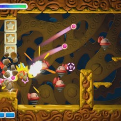 Game Review Kirby und der Regenbogen-Pinsel - Screenshot018