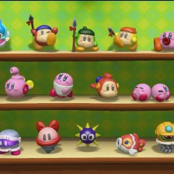 Game Review Kirby und der Regenbogen-Pinsel - Screenshot033