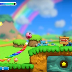 Game Review Kirby und der Regenbogen-Pinsel - Screenshot06