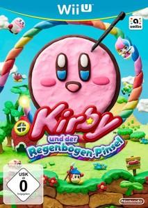 Game Review Kirby und der Regenbogen-Pinsel - Spielecover