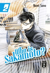 [MR] - Who is Sakamoto - Band 2 - Cover