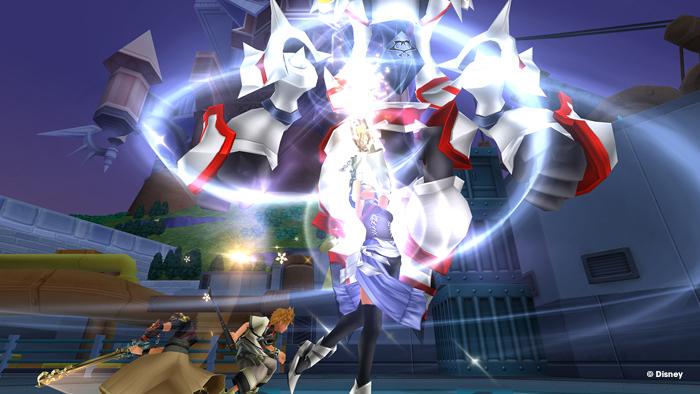 Neue Screenshots zu Kingdom Hearts HD 2.5 ReMIX_KHBbS_01