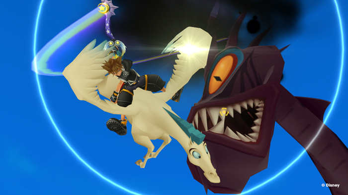 Neue Screenshots zu Kingdom Hearts HD 2.5 ReMIX_KHII_01