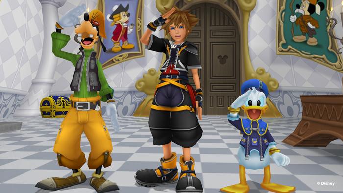 Neue Screenshots zu Kingdom Hearts HD 2.5 ReMIX_KHII_04