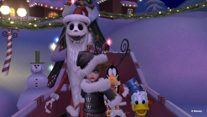Neue Screenshots zu Kingdom Hearts HD 2.5 ReMIX_KHII_06