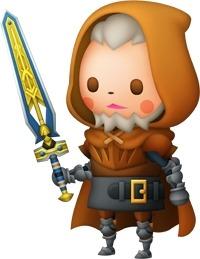 Japan Zwei weitere DLC's für Theatrhythm Curtain Cal Final Fantasy - Cid01