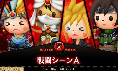 Japan Zwei weitere DLC's für Theatrhythm Curtain Call Final Fantasy - Cloud04