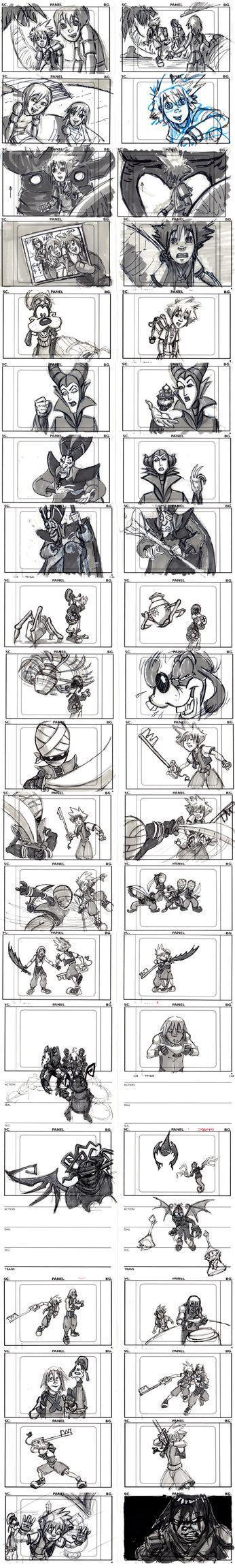 Kingdom_Hearts_storyboard_von_sethkearsley