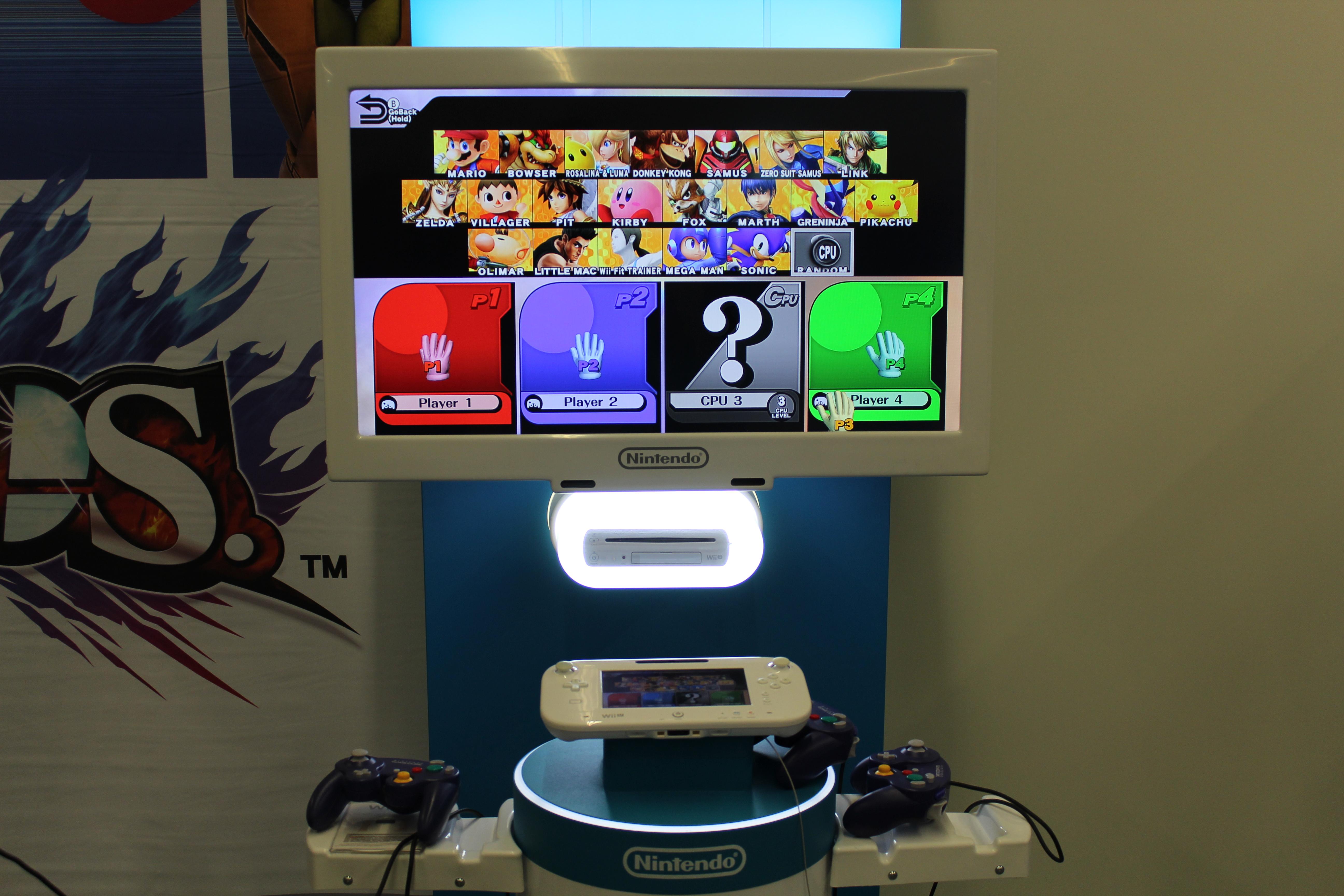 SSB-WiiU-Gamescom