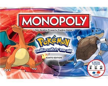 Monopoly trifft auf Pokémon-01