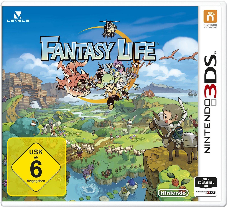 Fantasy Life für 3DS