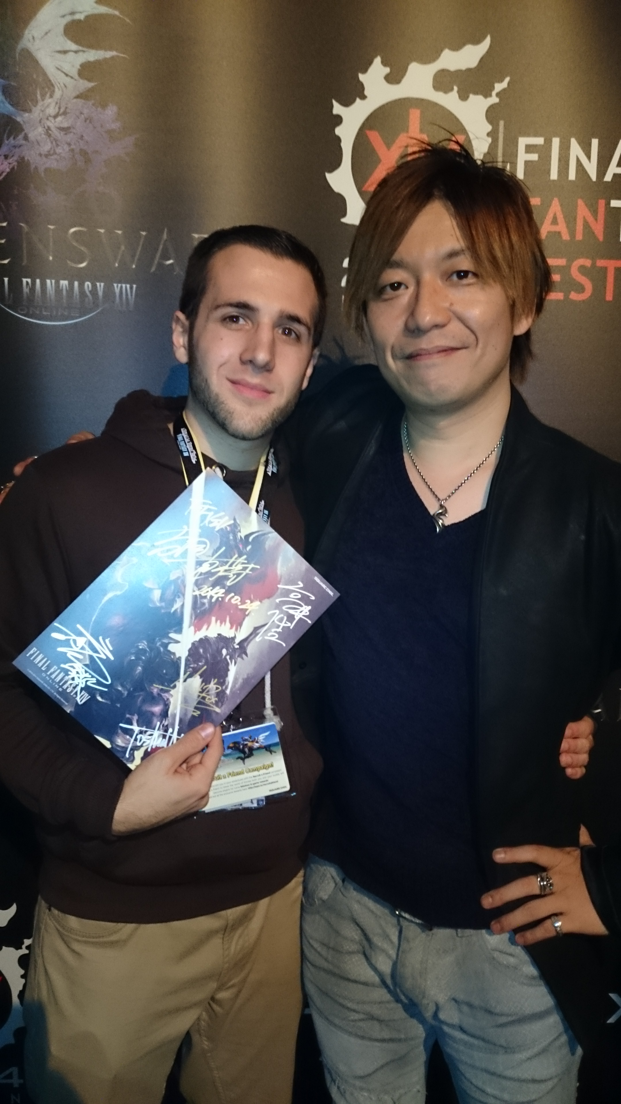 KingSazh und Yoshida