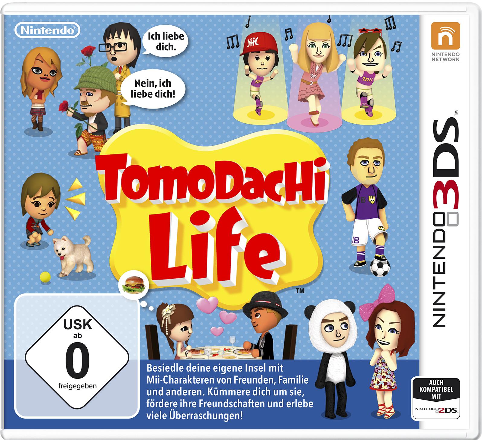 Tomodachi Life für 3DS