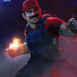 Andrew Domachowski pimpt Super Smash Bros Charaktere-01