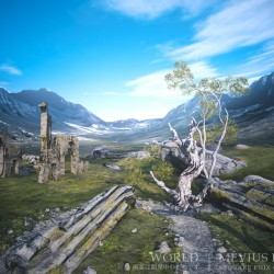 Mevius Final Fantasy - Screenshot 7