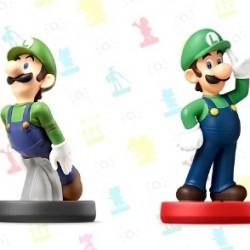 Nintendo Direct Neue Amiibo-Figuren angekündigt - Super Mario-Serie Luigi