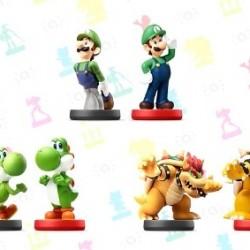 Nintendo Direct Neue Amiibo-Figuren angekündigt - Super Mario-Serie vergleich