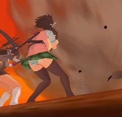 Senran Kagura 2 Deep Crimson für Europa angekündigt - Screenshot 7