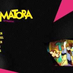 Anime Review__Hamatora - The Animation Volume 1 Limited Edition - DVD-Menü 01