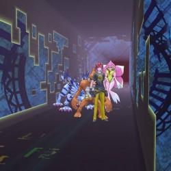 Neue Screenshots zu Digimon Story Cyber Sleuth veröffentlicht - 02