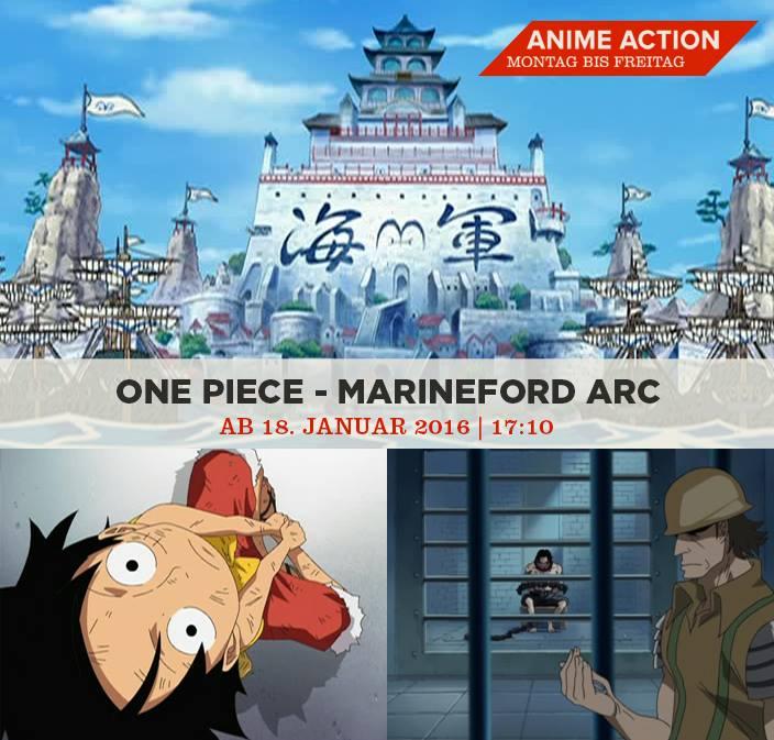 Ab morgen gibt es neue One Piece Folgen auf ProSieben Maxx