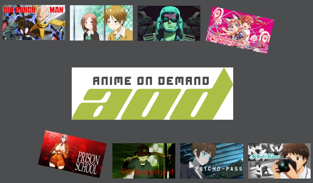 Anime On Demand