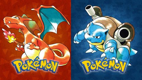 11. Splatfest Thema: Pokémon Rote Edition oder Pokémon Blaue Edition