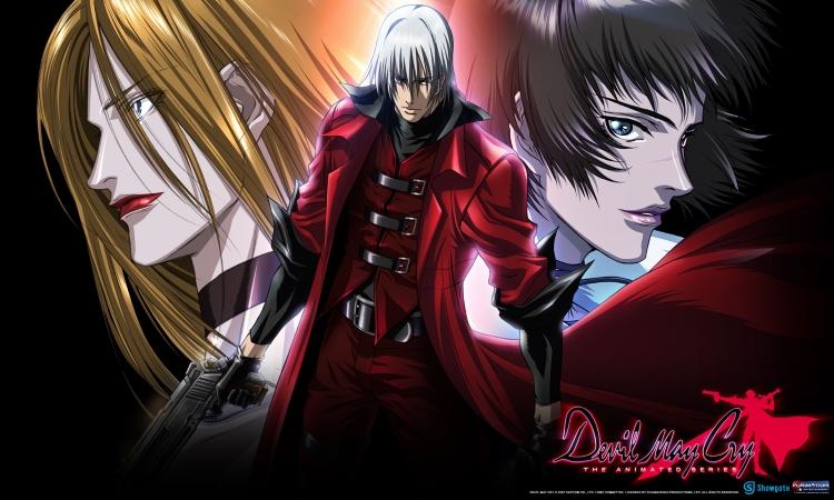 Beitragsbild zu Devil May Cray Anime
