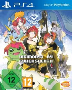 Digimon Story Cyber Sleuth © Akiyoshi Hongo, Toei Animation. Game © BANDAI NAMCO Entertainment Inc.