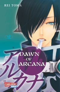 Manga Review - Dawn of Arcana Band 2 - Cover