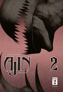 AJIN - Demi Human ©Egmont Manga ©Gamon Sakurai / Tsuina Miura