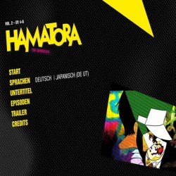 Hamatora the Animation © cafe Nowhere/Hamatora Project © 2015 VIZ Media Switzerland SA