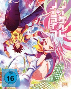 No Game, No Life ©Madhouse ©Yuu Kamiya ©Kadokawa Corporation Mediafactory © No Game No Life Partners