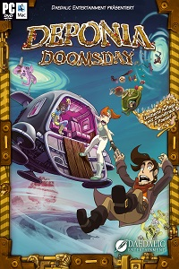 Deponia Doomsday © Daedalic Entertainment