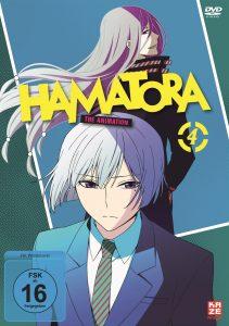 Hamatora the Animation © cafe Nowhere/Hamatora Project © 2015 VIZ Media Switzerland SA