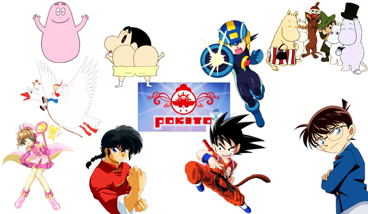 Alte Anime Serien